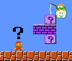 Süper Mario Tetris