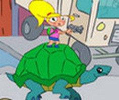 Kaplumbağa Kız