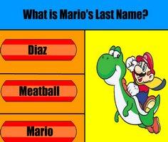 Mario Oyunu Yarışması oyunu oyna