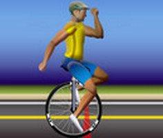 Tek Tekerlekli Bisiklet