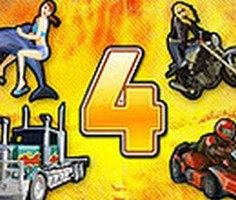 Yarış Araçları 4