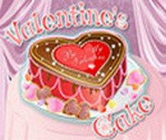 Sevgililer Günü Pastasi oyunu oyna