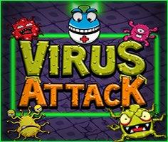 Virüs Saldırısı oyunu oyna
