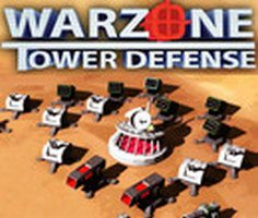 Savaş Bölgesi Kule Savunma