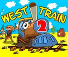 Batı Treni 2 oyunu oyna