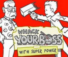 Patronunu Döv: Süper Kahraman