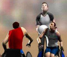 Tekerlekli Sandalye Futbolu