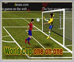 Dünya Kupası 2014 Teke Tek Futbol