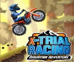 X-Trial Yarışı Dağ Macerası