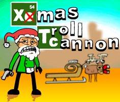Xmas Troll Cannon