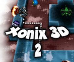 Xonix 3D 3 oyunu oyna