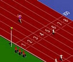 100m Olimpiyat