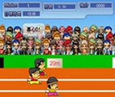 100m Koşu