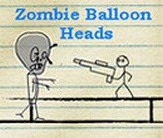Balon Kafalı Zombiler