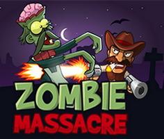 Zombi Katliamı oyunu oyna