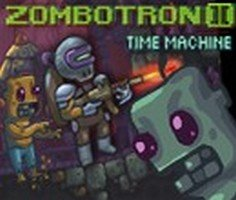 Zombi Robotu 2 Zaman Makinesi